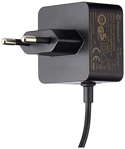Raspberry 4596, Pi USB-C Negro