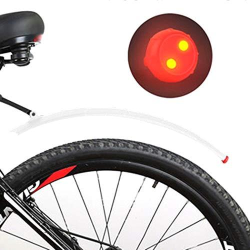Luce posteriore bici