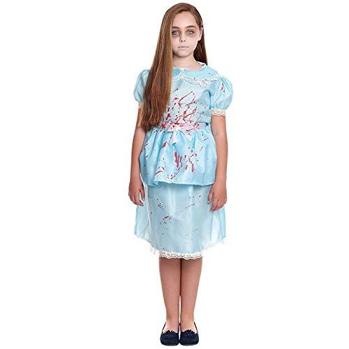 Disfraz Gemela Ghost Twins Niña (10-12 años) Halloween (+ Tallas)