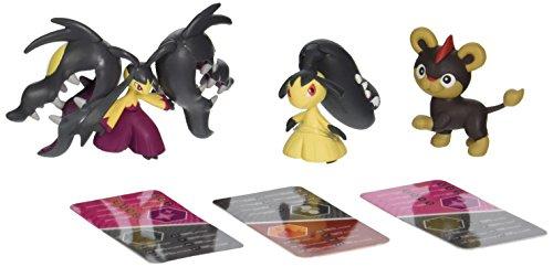 Pokemon Center Pokemon X & Y Mega Mawile, Litleo & Mawile Steht 3-Pack by