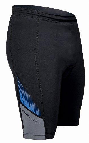 Hyperflex Wetsuits Unisex 1.5-mm Neoprene Shorts (Black, X-Small) - Surfing, Windsurfing & Kiteboarding by Hyperflex