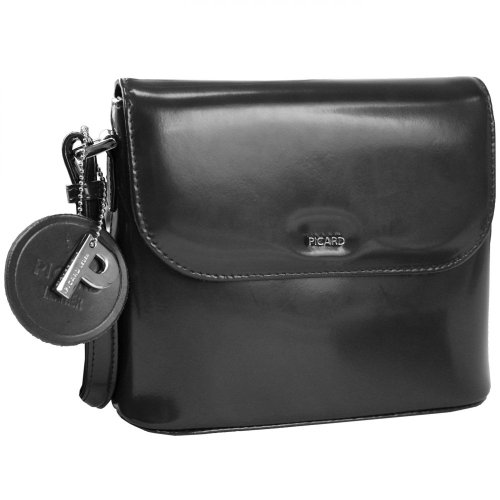 Picard, Damentaschen Leder, Schultertasche in der Farbe Schwarz, 4628549001