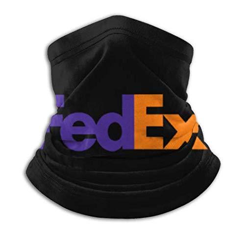 FedEx Unisex Fashion Face Bandanas Head Band Wears Scarf Face Tube Neck Scarf