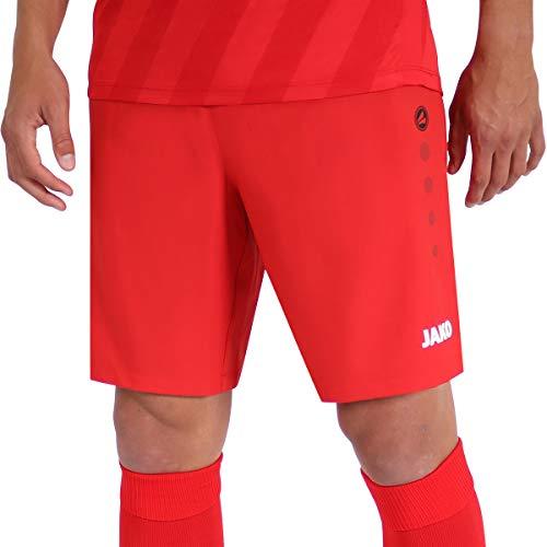 Jako Herren Bayer 04 Leverkusen Short Home, (Saison 19/20), rot, S, BA4419H