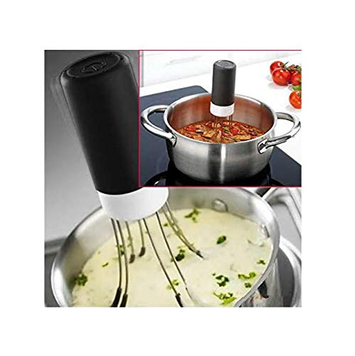 Thappymart Automatic Hands Free Robo Food Sauce Auto Stirre