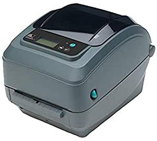 Zebra GX420t - Impresora de Etiquetas (Térmica Directa/Transferencia térmica, 203 x 203 dpi, 152 mm/seg, Alámbrico, Ethernet, 8 MB) No