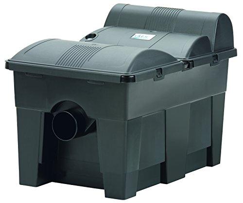 OASE 57377 Durchlauffilter BioSmart 16000 | Filter für bis zu 16.000 l/h | Filtersystem | klares Teichwasser | Teichfilter