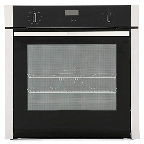 418mVWprSeL. SS500  - Neff B4ACF1AN0B N50 Slide & Hide 6 Function Single Oven with Catalytic Cleaning - Stainless Steel