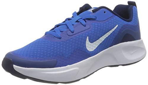 Nike Wearallday (GS), Scarpe da Corsa, Blu (Signal Blue/White-Blue Void), 38 EU