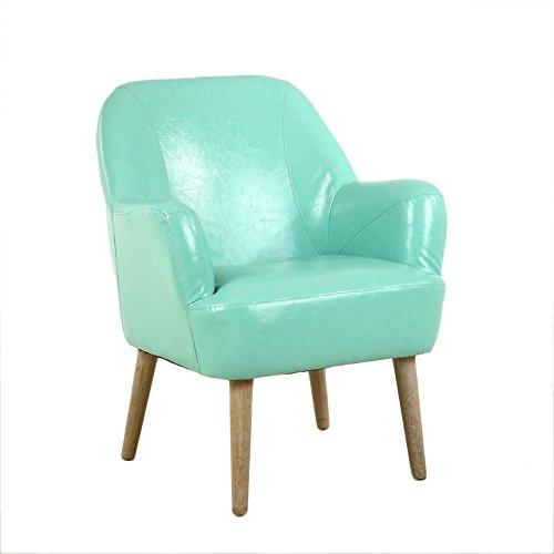 G-Y Sofa Paresseux, Chaise De Sofa Simple Moderne Lavable Nordique, Sofa De Cortex (Couleur : Le ciel bleu)