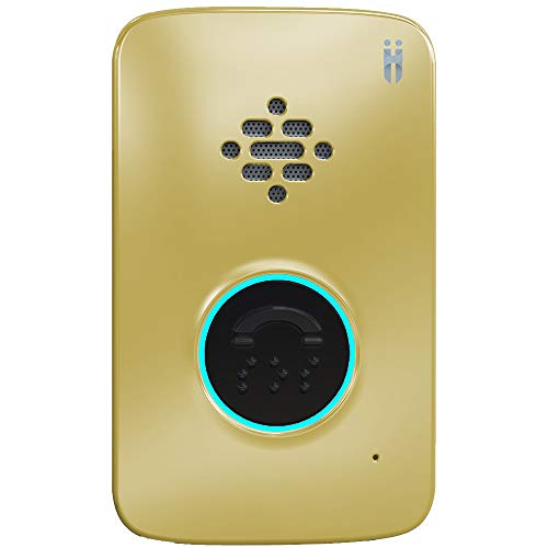 thriivePRO™, Voted #1 Medical Alert System for Seniors. Instant, one-Touch Emergency Help with GPS and Fall Detection. Mobile 4G LTE Certified on Verizon. Nationwide Coverage. (Yellow)