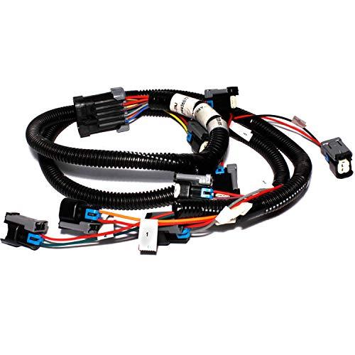 FAST 301208 XFI Fuel Inector Harness for Chrysler 5.7/6.1/6.4L HEMI