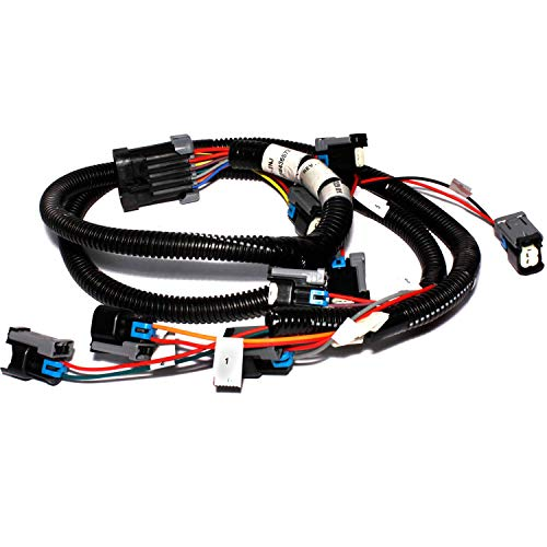 FAST 301208 XFI Fuel Inector Harness for Chrysler 5.7/6.1/6.4L HEMI