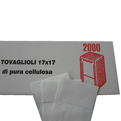 8000 celluloid tabletten voor display 17 x 17 cm PAPER cellulose