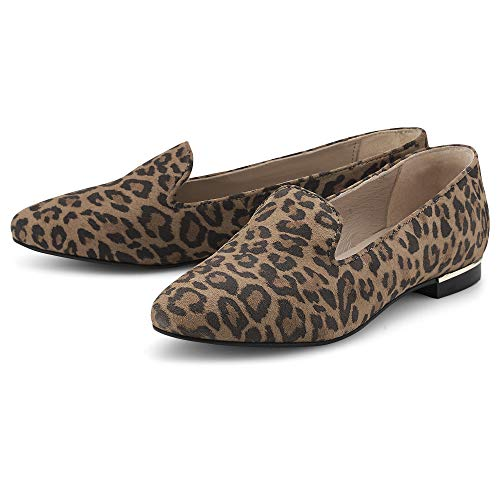 Cox Damen Fashion-Slipper Leo Rauleder 38