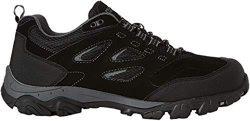 Regatta Holcombe Iep Low, (Black/Granite 9v8), 10 UK (45 EU) EU