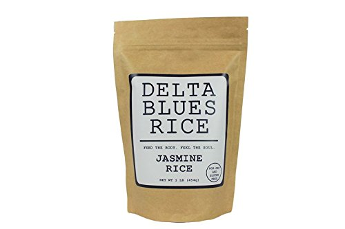 Delta Blues Rice (Jasmine, 1 LB)