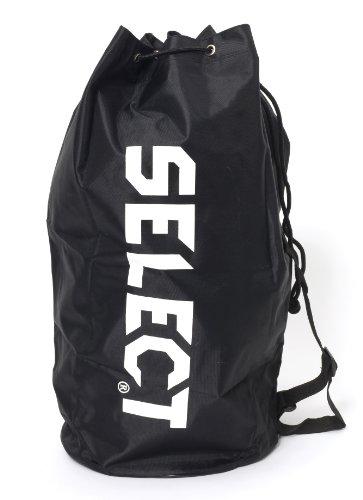 Select Handballsack, Für 10-12 Handbälle, schwarz, 7371900000