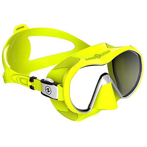 Aqua Lung Plazma - Máscara de buceo panorámica sin marco