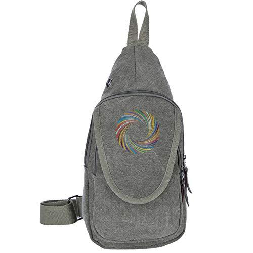 Camera Fashion Oblique Backpack Sling Backpack Travel Hiking Chest Bag Backpack