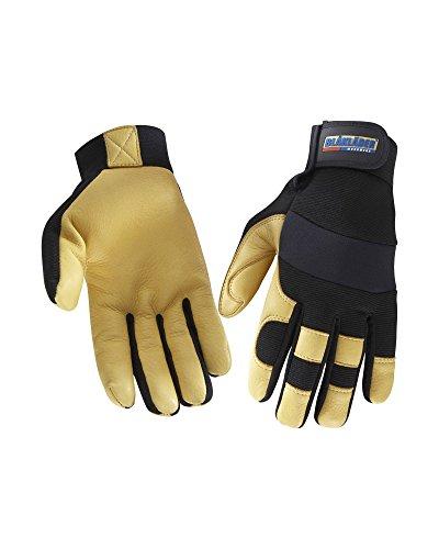 Blakläder 22303910990010 Handschuhe Handwerk Größe 10 in schwarz