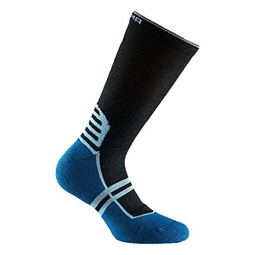 DOGMA Yeti - Calze da trekking in lana merino ad asciugatura rapida, per donna, uomo e bambino, traspiranti, calze funzionali a lungo polpaccio, per attività all'aria aperta