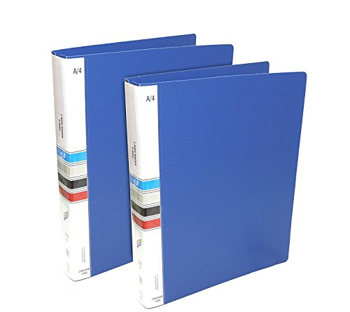 AmazingHind 2 Ring Binder File Folders f