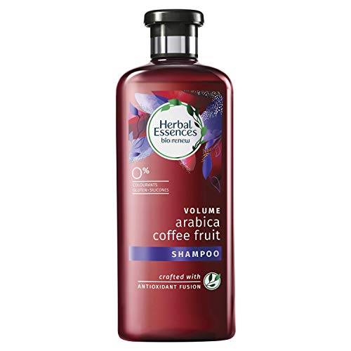 Herbal Essences Shampoo (volume, Arabische koffie) - 400 ml