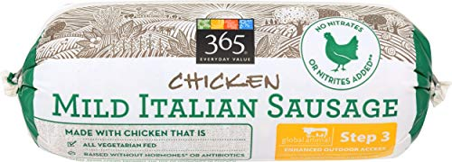 365 Everyday Value, Chicken Mild Italian Sausage, 14 oz