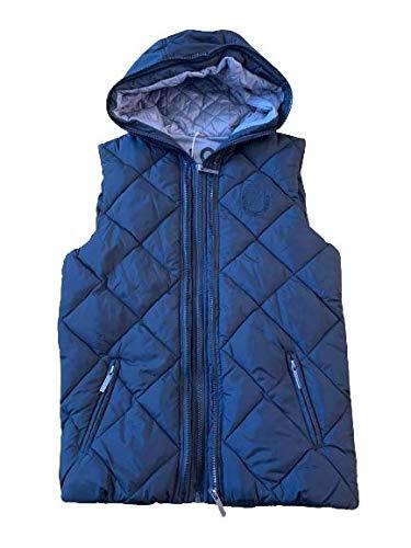 Scorpion Bay Smanicato Jacket UOMO trapuntato nero XL interno grigio con cappuccio