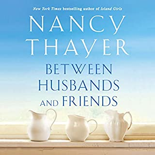 Between Husbands and Friends audiobook cover art
