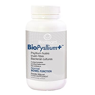 Lifestream BioPsyllium+ - Normal Bowel Function - 200g Powder by Lifestream