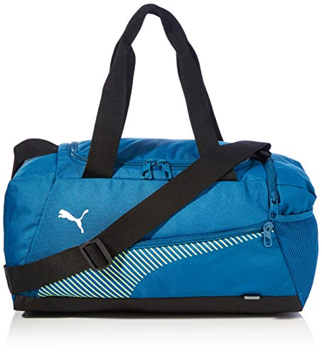 PUMA Fundamentals Sports Bag XS Bolsa Deporte, Unisex Adulto, Digi/Blue, OSFA