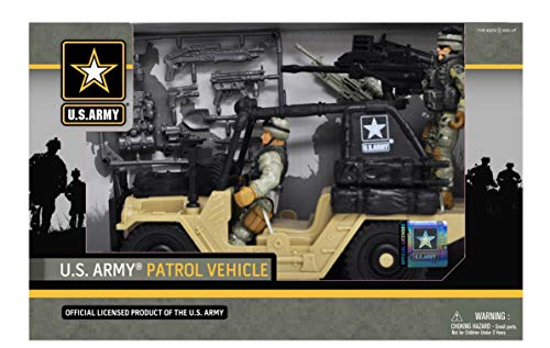 United States Army Urban Patrol Playset