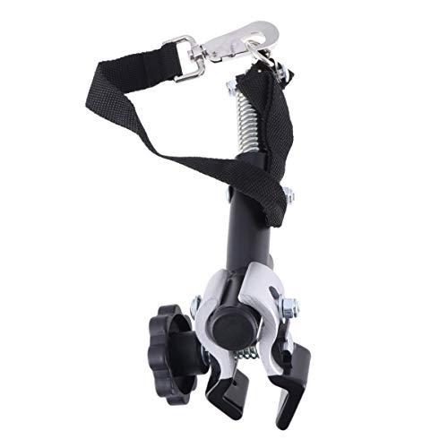 LIOOBO 1 Pc Bike Trailer Hitch Coupler Heavy Duty Aluminum Alloy Linker...