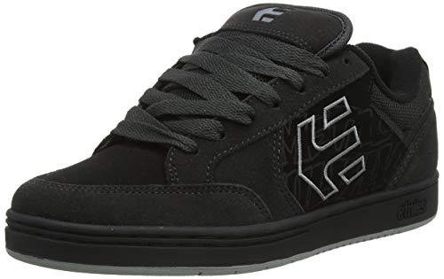 Etnies Metal Mulisha Swivel, Chaussures de Skateboard Homme, Gris (022-Dark Grey/Black 022), 41 EU