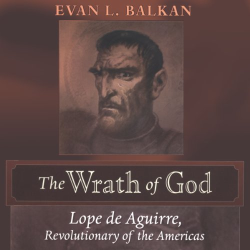 The Wrath of God Audiobook By Evan L. Balkan cover art