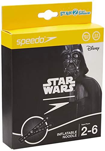 Speedo Unisex-Jugend Star Wars Printed Noodle, Schwarz, Einheitsgröße