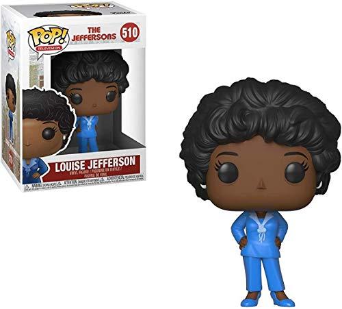 Funko 36798 Pop Vinilo: Television Louise Jefferson, Multi