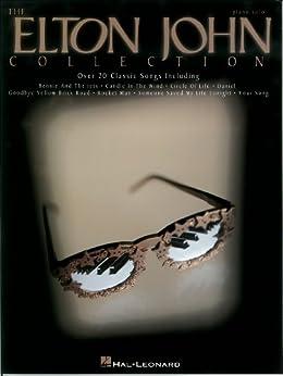 The Elton John Piano Solo Collection by [Elton John]