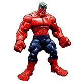 hclshops Estatua de Juguete Legends Avengers Rojo Hulk Increíble BAF Complete Target Exclusivo Figur...