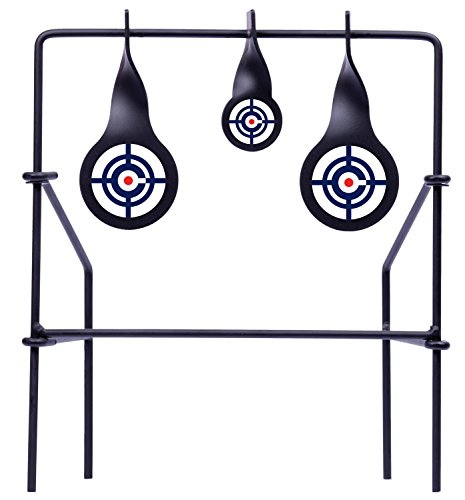 Crosman CSLT Metal Spinning Target For Use With .177-Caliber And .22-Caliber Pellets