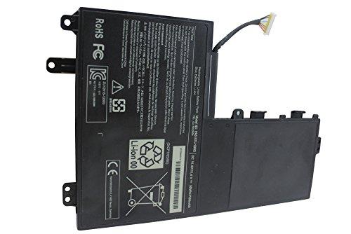 "Easy&Fine PA5157U-1BRS Battery for Toshiba Satelite U940 E45T E45T-A4100 E45T-A E45T-A4200 E45t-a4300 E55 E55T-A5320 E55-A5114 15.6"" PA5157U P000577250 [11.4V 50WH]"