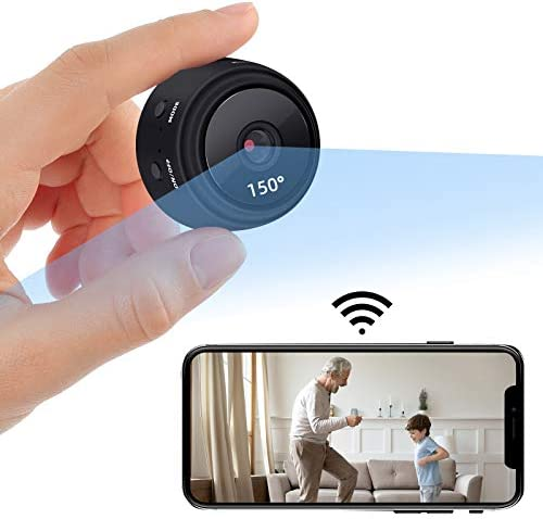 1080P HD Mini Camera with Night Vision and Motion Detection Function with Audio and Video Real product image