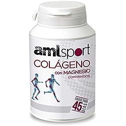 AMLsport, 270 comprimidos de colágeno y magnesio