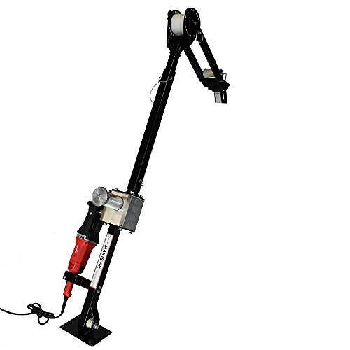 Southwire M6K-M Maxis 6K Cable Puller with 1680-20 Motor, Includes Conduit adaptors 2' - 4' and PC100, 6,000 Lbs. Pulling Capacity