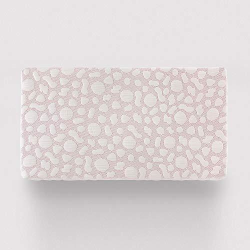 Luuna Nuevo Colchón para bebé, Mini, tamaño Regular (130x70) Color...