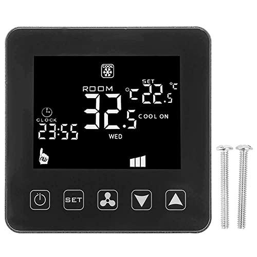 Termostato inteligente Digital WIFI Aire acondicionado Central termostato Fan Coil Controlador de temperatura