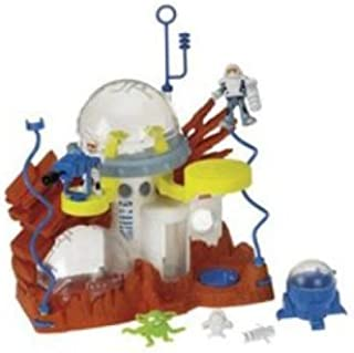 Fisher-Price Imaginext Space Moon Set