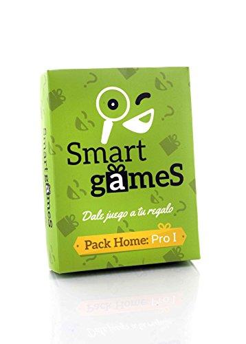 smart games Home Pro - Una búsqueda del Tesoro para los Que Les Gustan los retos difíciles